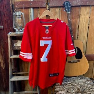 New Official NFL 49ers Colin Kaepernick jersey.